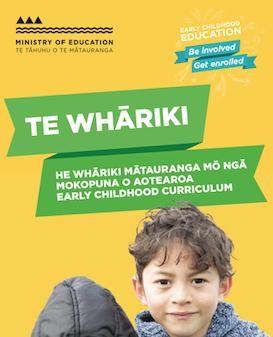 Te whariki whanau pamphlet