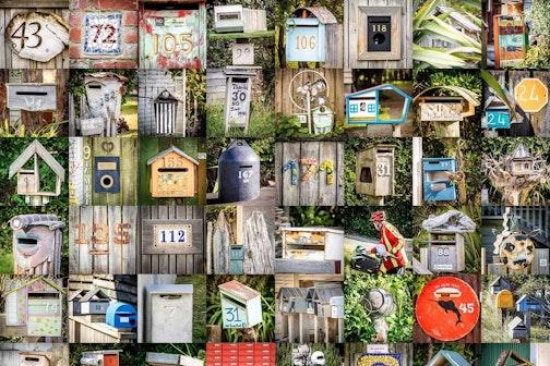community letterboxes