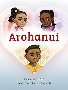 Arohanui cover English