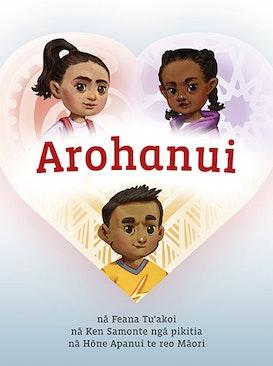 Arohanui cover te reo Maori