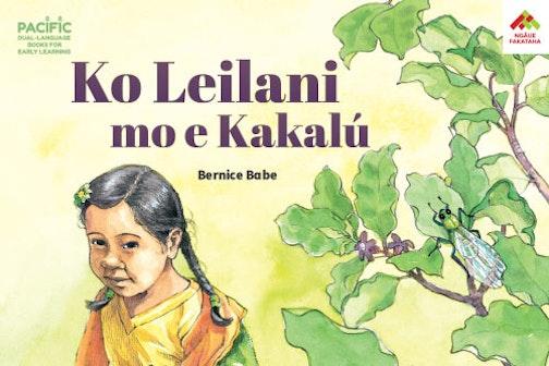 LeilaniandCicada Lea Faka Tonga