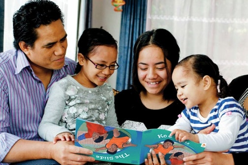 Niue family support materials
