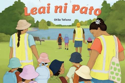 No Ducks Gagana Samoa book