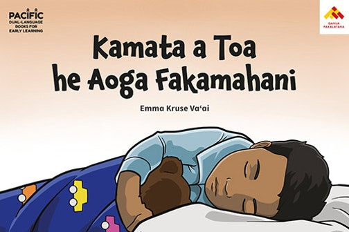 Toastartskindy Vagahau Niue book
