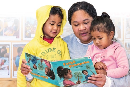 Tokelau family materials