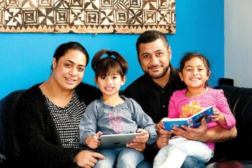 Tonga family materials