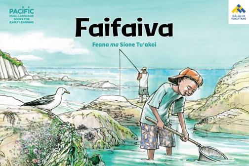 fishing Gagana Tokelau